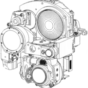 Lightweight and rugged stabilized gimbal optical payload